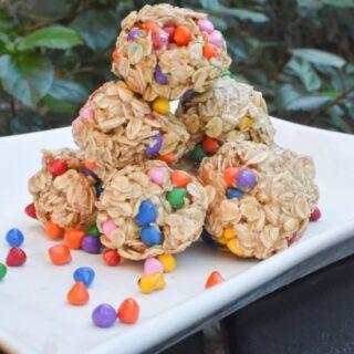 Energy Balls – No Bake Protein Bites