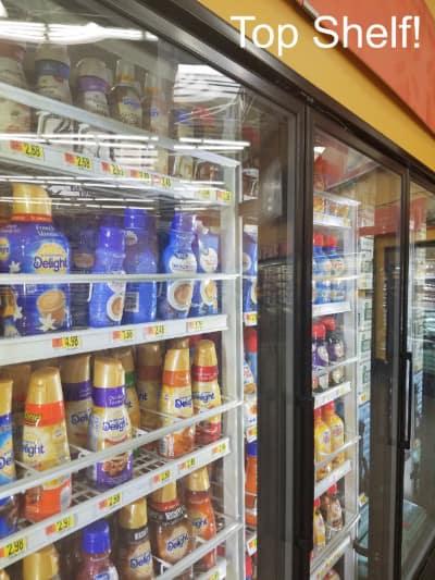 Walmart Latte
