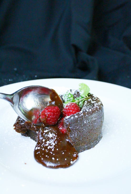 Instant Pot Lava Cake With Spoon Final