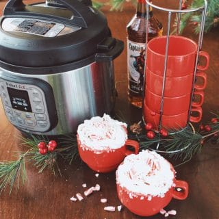 Spiked Peppermint Mocha Latte – A Great Party Drink