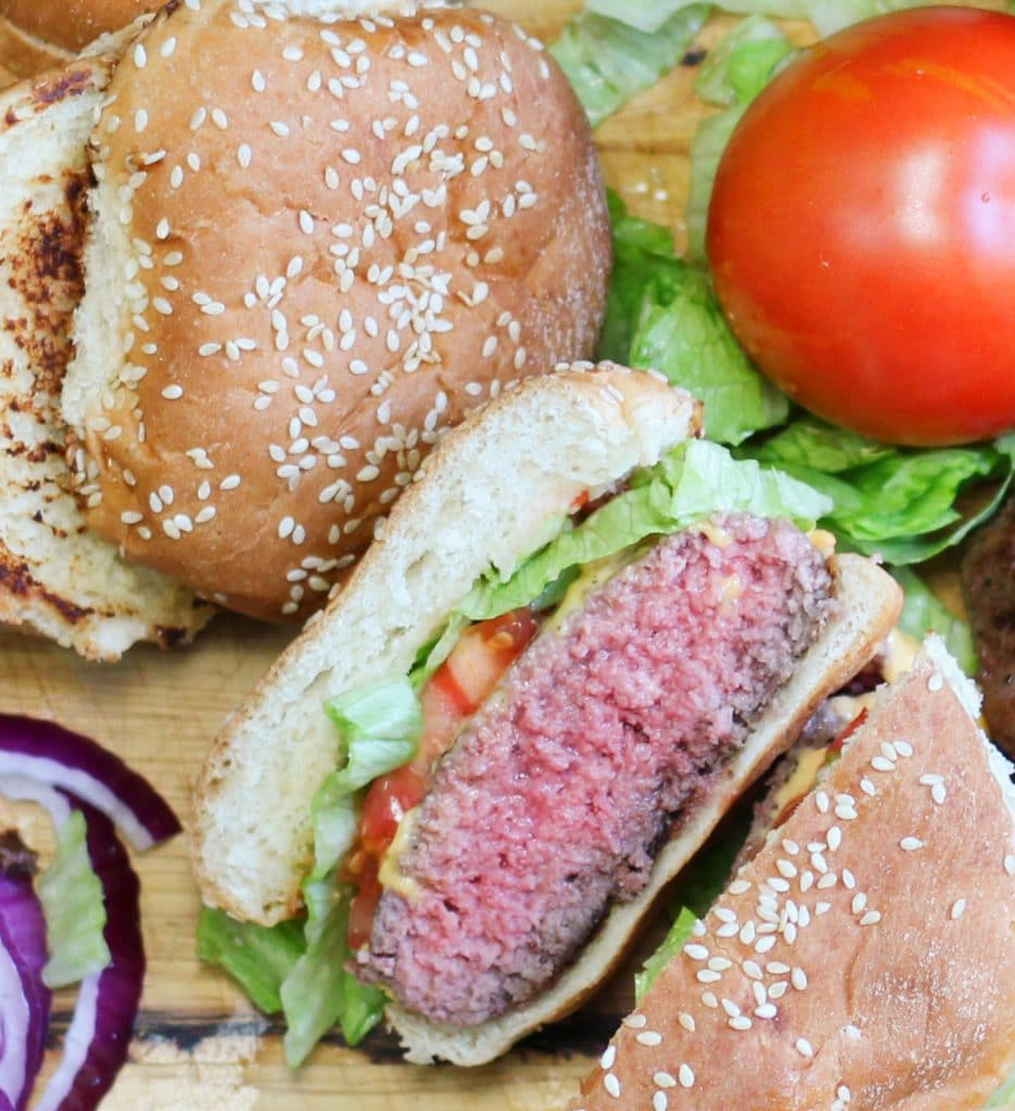 Sous Vide Burgers - Perfect Burgers Every Time! - The Spicy Apron