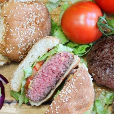 Sous Vide Burgers – Perfect Burgers Every Time!