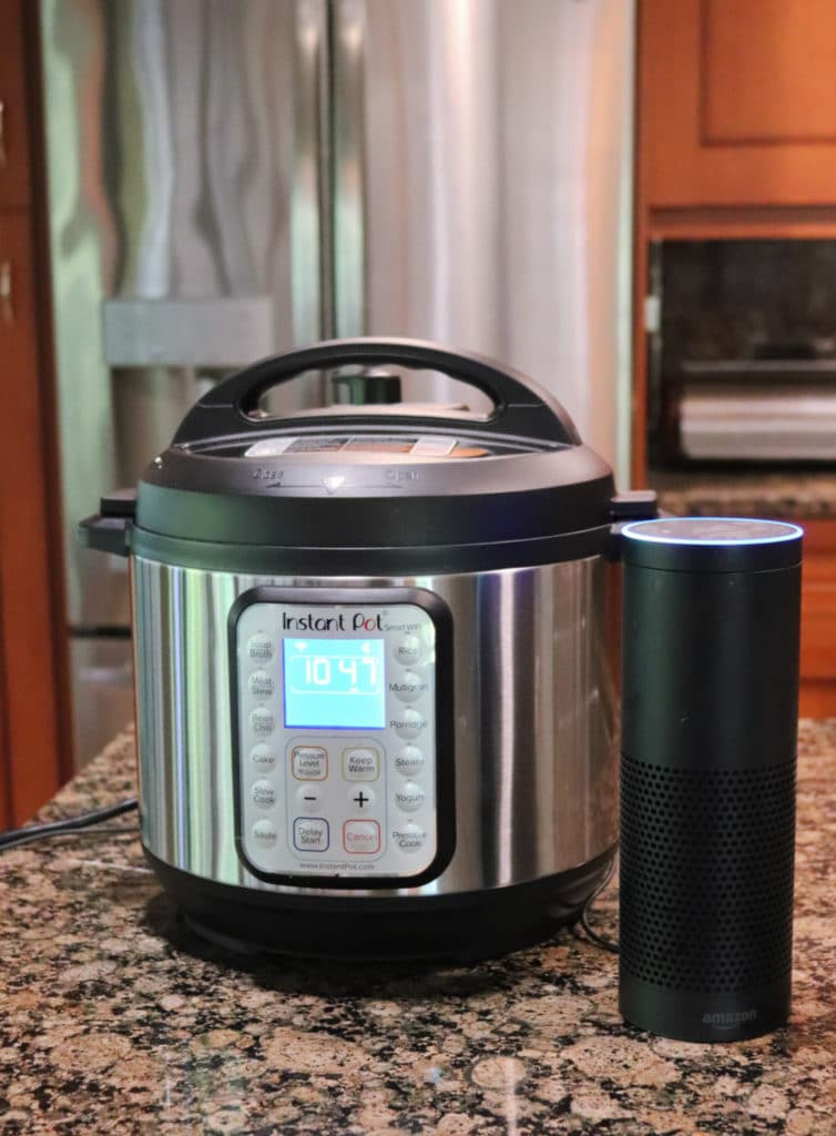 Instant Pot Smart Wifi Vertical Alexa