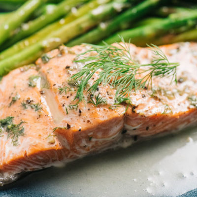 Instant Pot Salmon | Lemon Dill Deliciousness