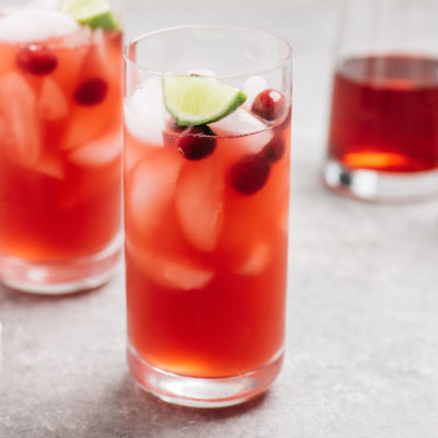 Vodka Cranberry Cocktail | Refreshing and Simple
