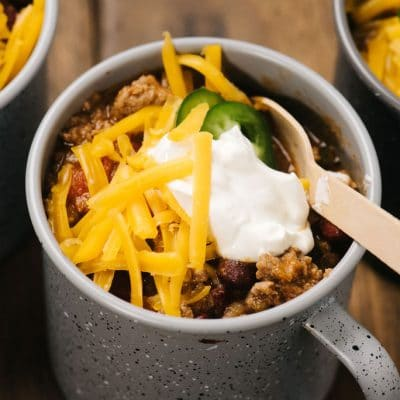 RV Cooking | Easy One Pot Chili
